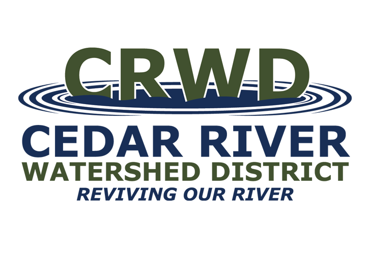 Cedar River Watershed District Logo Design