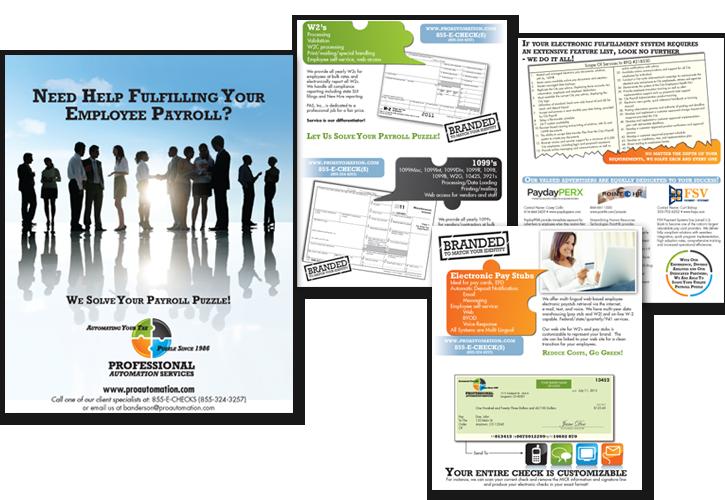 PAS Brochure Design
