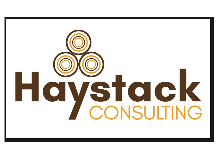 Haystack Consulting Logo Design